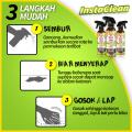 3PCS INSTACLEAN - MULTIPURPOSE CLEANER - RM55.00